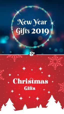 New Year & Christmas Gifts