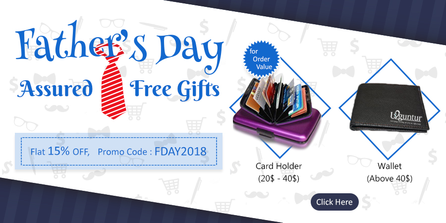 Father's Day Assured Free Gifts