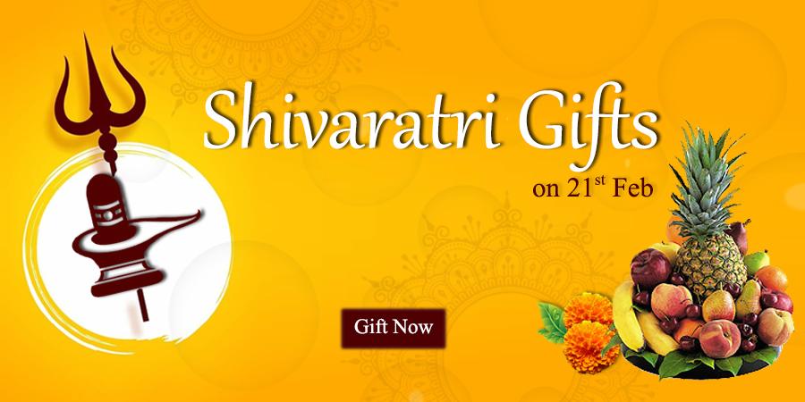Shivarathri gifts