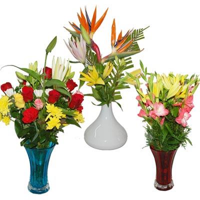 Send Flowers Vases To Hyderabad Guntur Vijayawada Vizag India