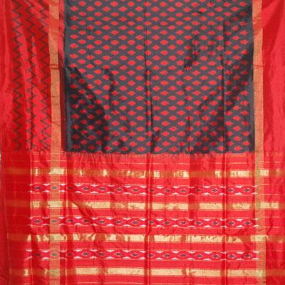 e3915b7d0235e Exclusive Pochampally Ikkat Saree - IKK -31(With Blouse)