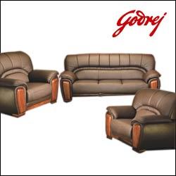 Godrej Manhattan 3 1 1 Seater Sofa Set Send Living Room Furniture