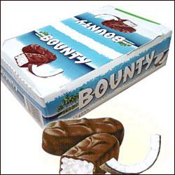 Bounty Chocolate Gift pack-002 - send Imported Chocolates to India, Hyderabad | Us2guntur