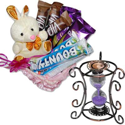 Send love baskets to hyderabad bangalore india gifts2surprise product negle Images