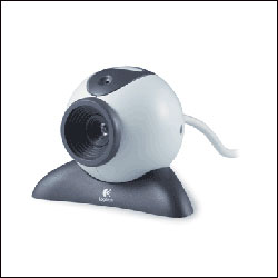 Microsoft Lifecam VX-2000 Webcam - Now you can make instant messages, ...