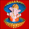 Ganesha Idol -99034 - Click here to View more details about this Product