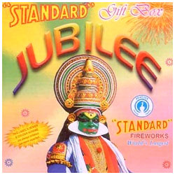 JUBILEE Gift Box (Standard Fireworks) - Click here to View more details about this Product