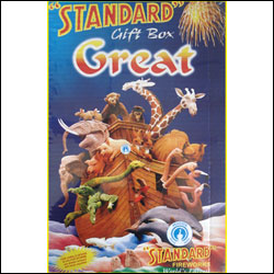 GREAT Gift Box - Standard Fire works (28 Items) - Click here to View more details about this Product