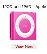 IPOD and IPAD - Apple