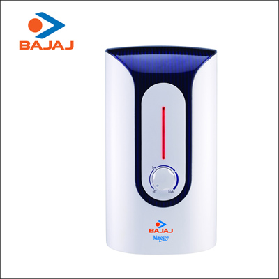 Bajaj Shakti 10l Gpv Storage Water Heater Send Water