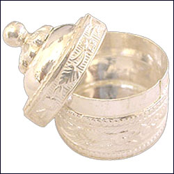 Silver Pooja Items Online India
