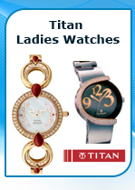 Titan Ladies Watches