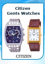 Citizen Gents Watches