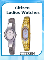 Citizen Ladies Watches