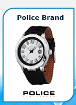 Police Brand Watches