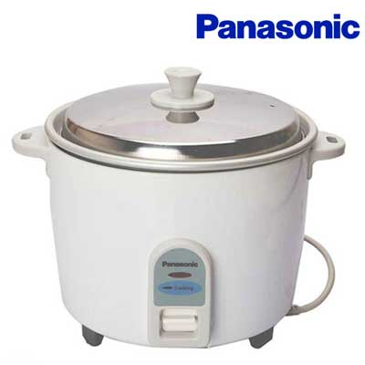 Panasonic 1.8 Ltr SR - WA18 (Z9) Rice Cooker - Click here to View more details about this Product