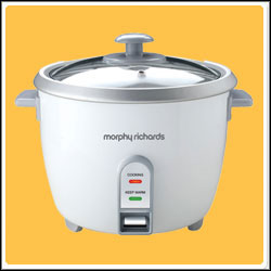 Morphy Richards Electric Cooker D55W - Click here to View more details about this Product