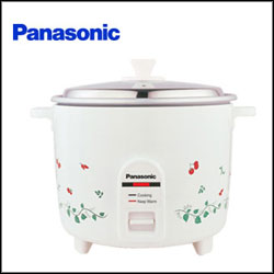 Panasonic SR-WA18H Cooker - Click here to View more details about this Product