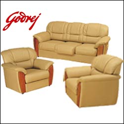 Godrej Horizon 311 Seater Sofa