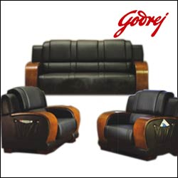 Godrej Aristocrat 311 Seater Sofa Set