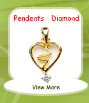 Pendents - Diamond