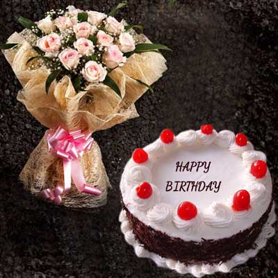 Send Cakes And Flowers To Hyderabad Bangalore India