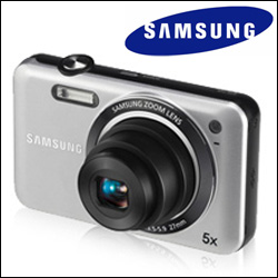 SAMSUNG ES75  Digital Camera - Click here to View more details about this Product
