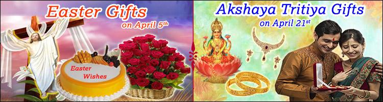 Easter and Akshaya Tritiya Gifts