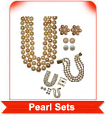 Pearlsets to India