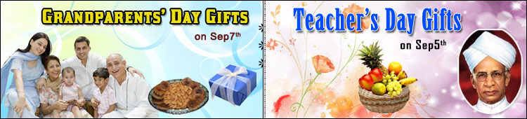 Grandparents day & Teachers day Gifts